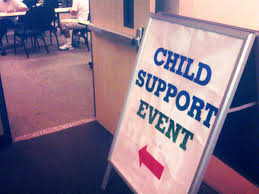 child support event